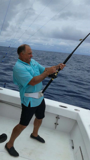 fishing in quepos
