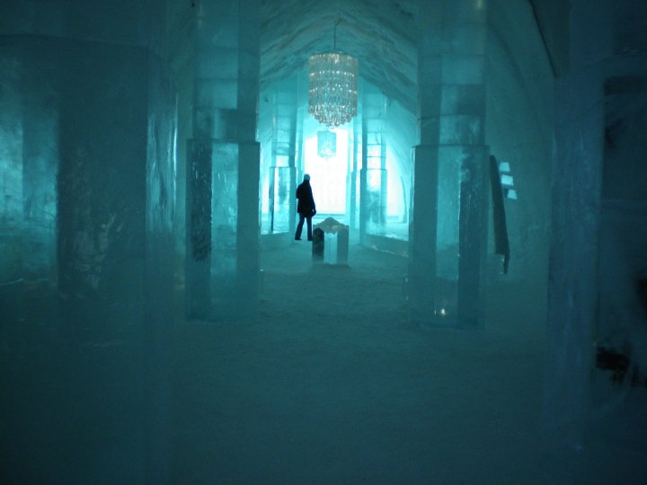 ice hotel wedding pictures for the savvy and curious :-)