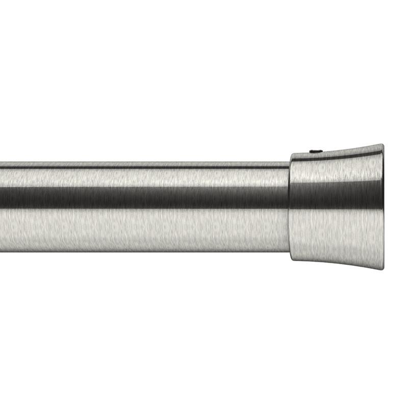 Brushed Steel Pole (28mm)