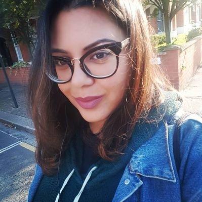 Anushka Sharma  - Startup Community Builder  PANEL What impact will Tech have on Geo-politics? - chair