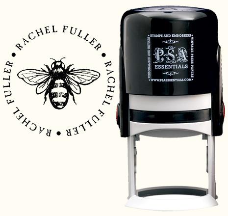 PSA Essentials Bee Stamp