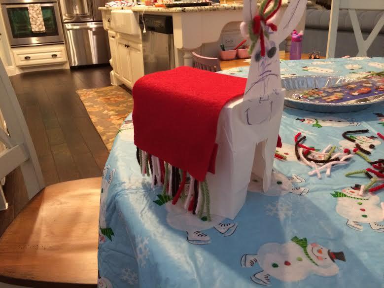 Finished Donkey Project