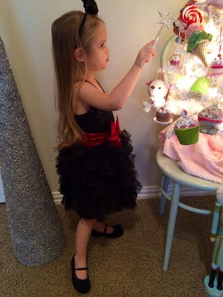 Ooh La La Couture Dress  Shoes: GAP Kids  Headband: Target