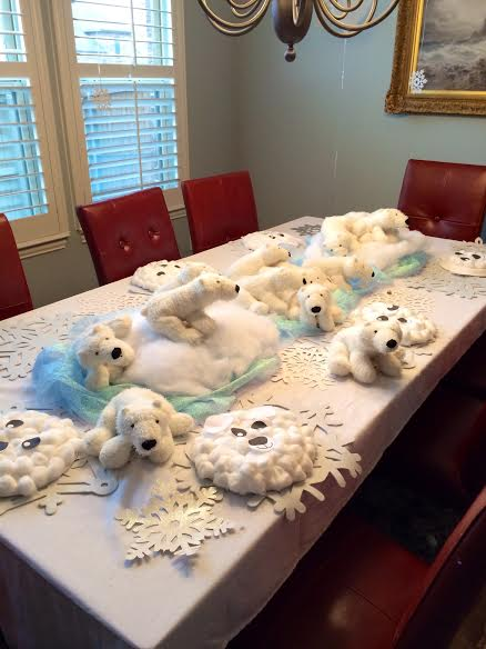 Dining Room Table with Polar Bears.jpg
