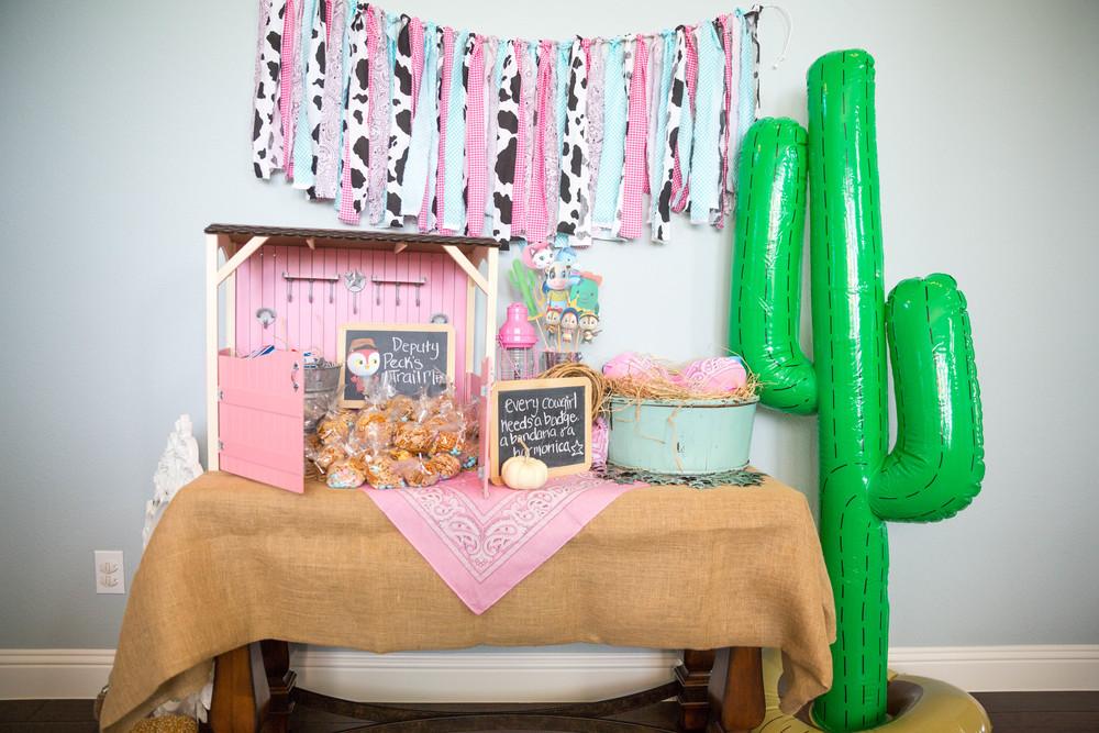 Sheriff Callie Inspired Birthday The Well Styled Child