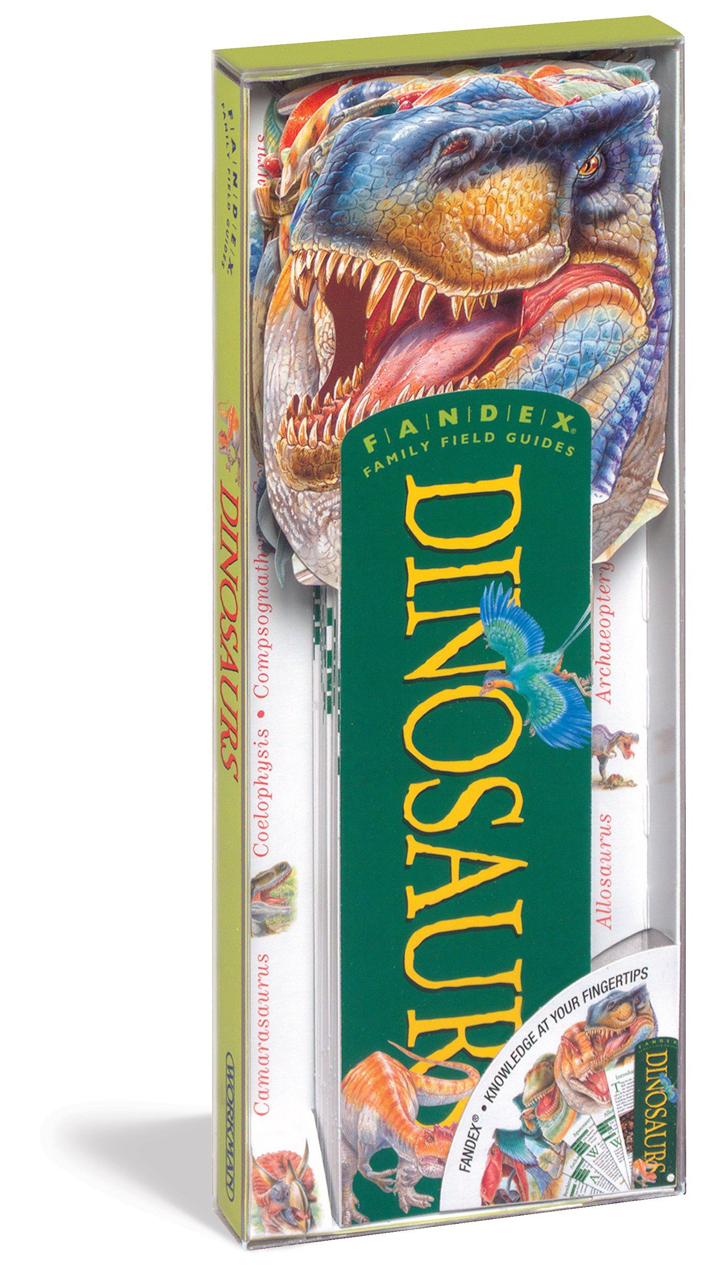 FANDEX Dinosaurs