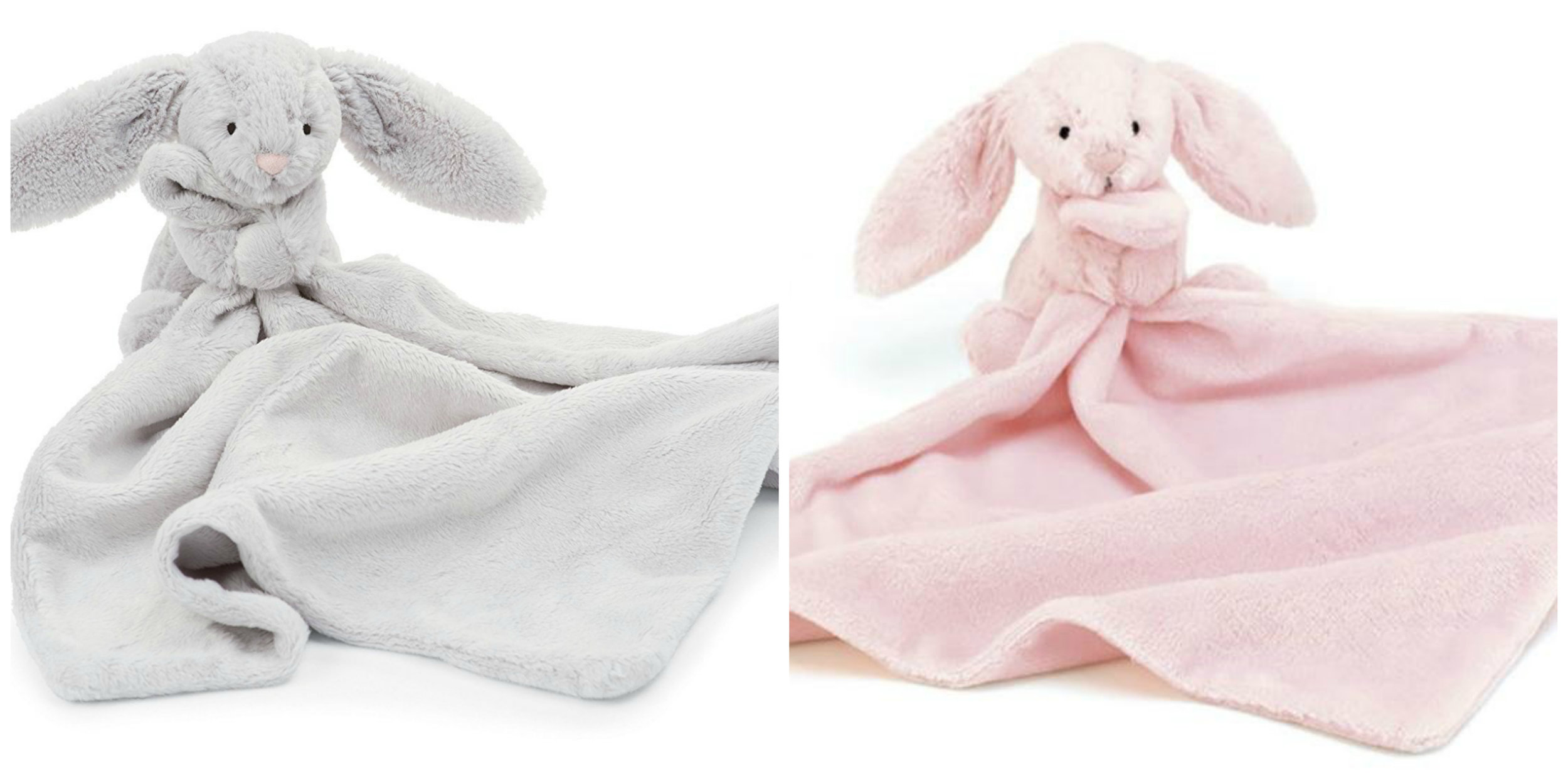 Jellycat Soother Security Blanket. More colors and options available HERE