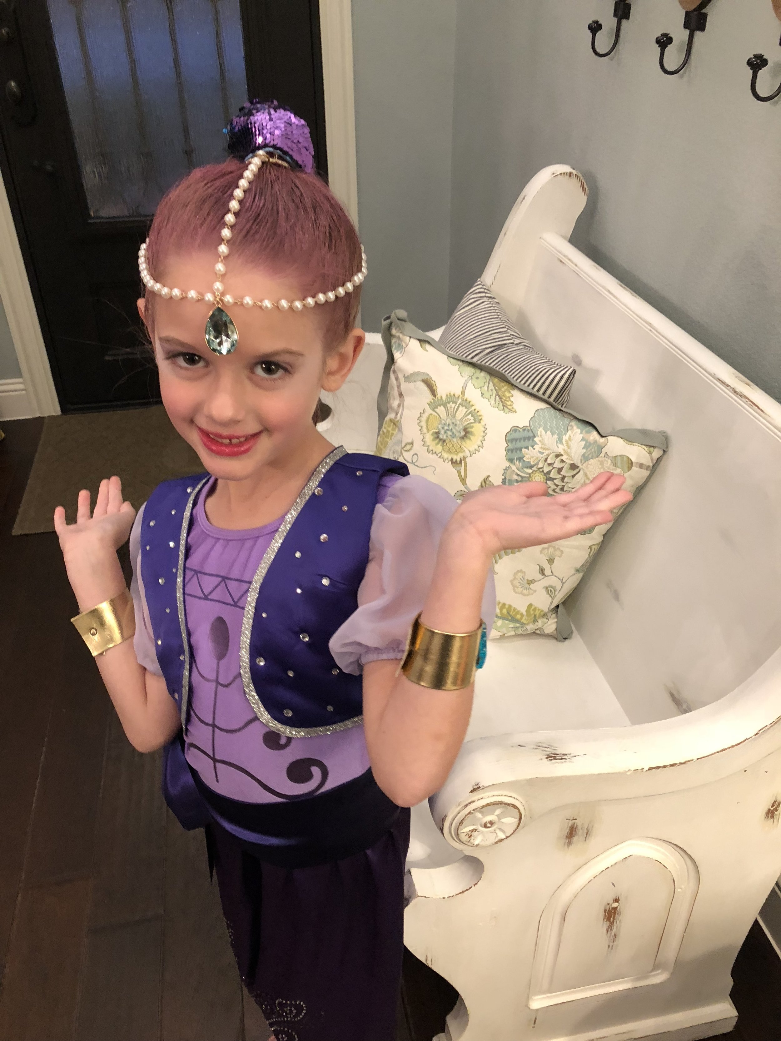 This costume is from Bailey and Ava on Etsy!     HAPPY HALLOWEEN!!!