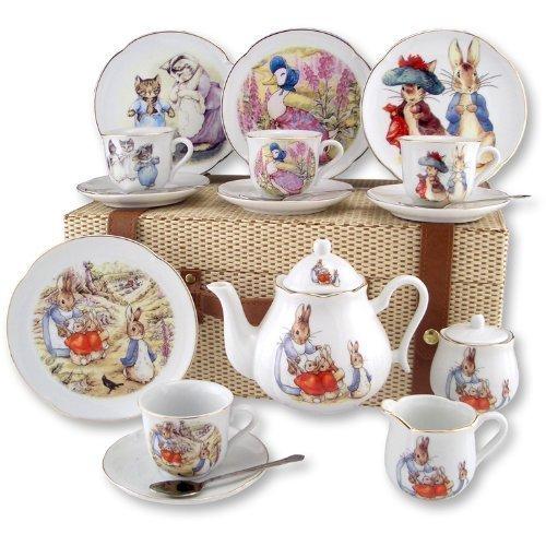 Petter Rabbit Porcelain Tea Set.jpg