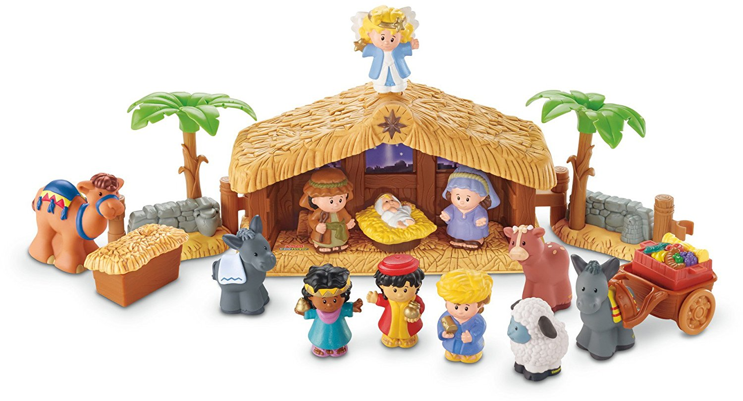 Fisher Price Little People Nativity .jpg
