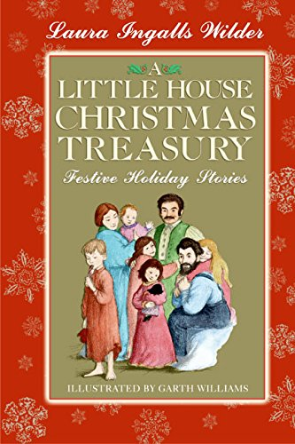 All the Christmas stories from all your favorite Little House books in one place!