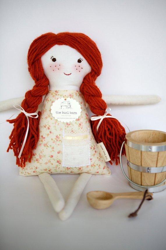 Anne inspired rag doll.jpg