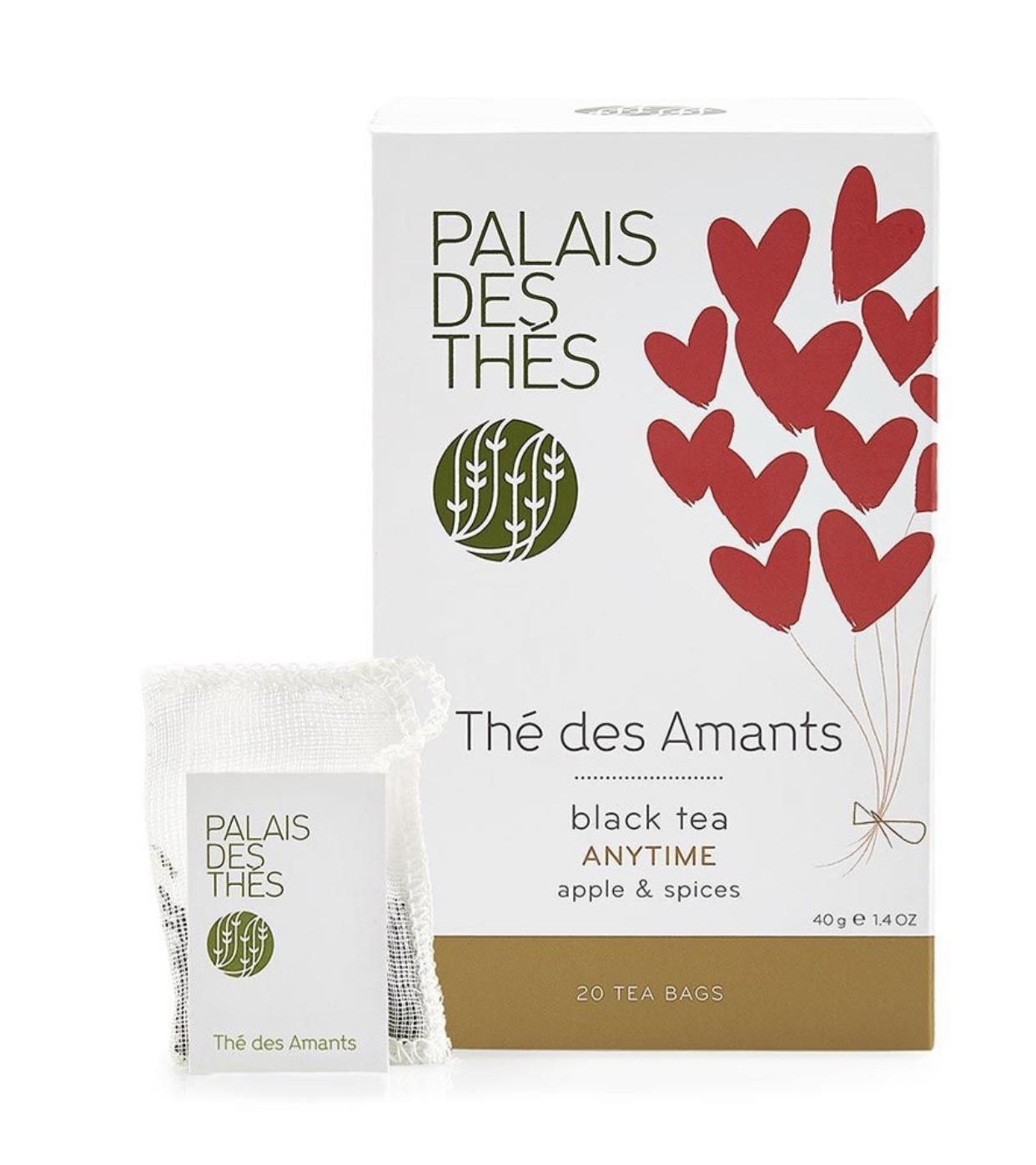 Palais Des Thes The des Amants