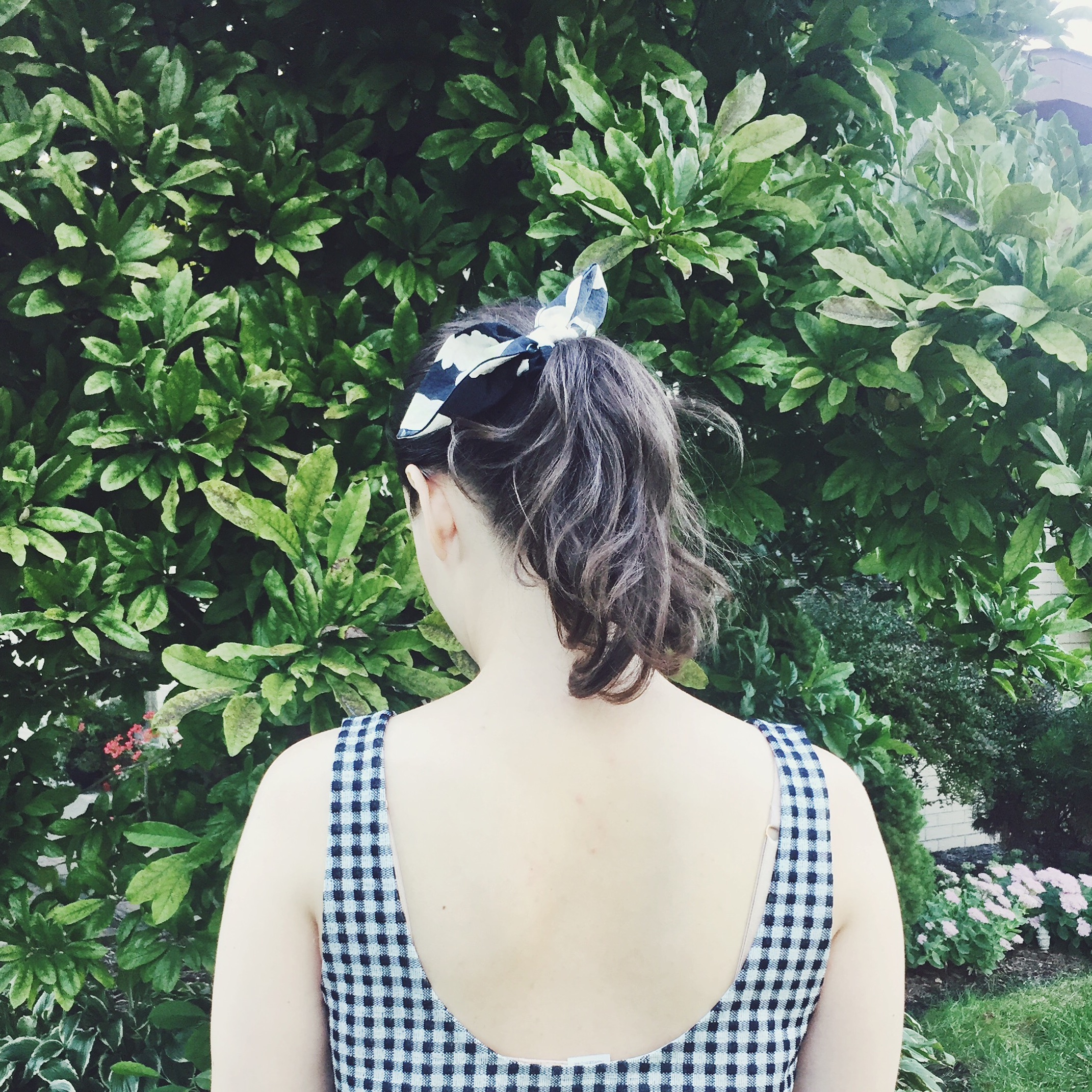 Club Monaco sells scrunchies now so I expect everyone to fall in line. Otherwise this photo has nothing to do with this post.