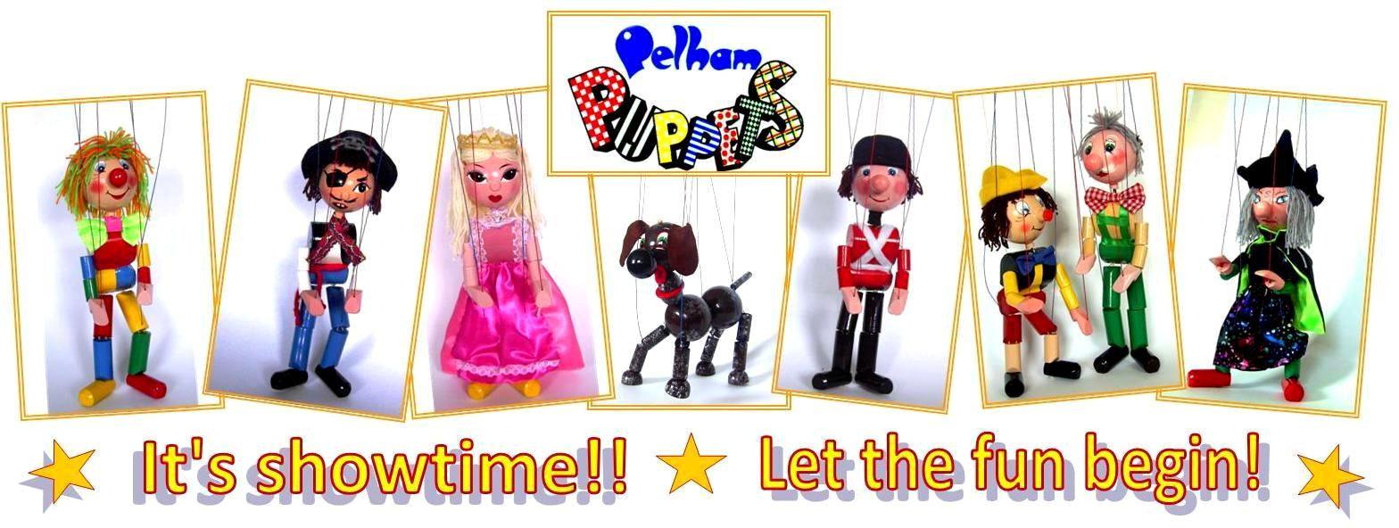 We will soon be stocking the new range of Pelham Puppets by David Leech. Many adults will remember these fondly from their childhood. We wonder how many people started out with a Pelham Puppet.