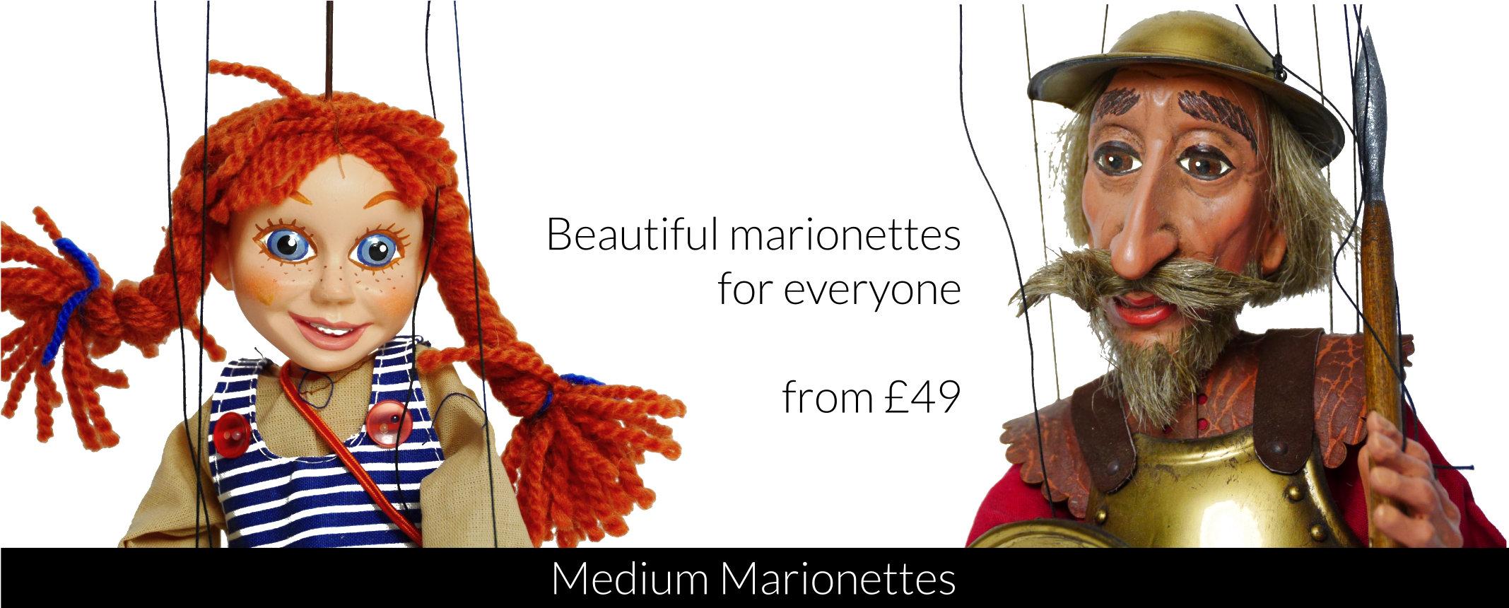 Medium Marionettes