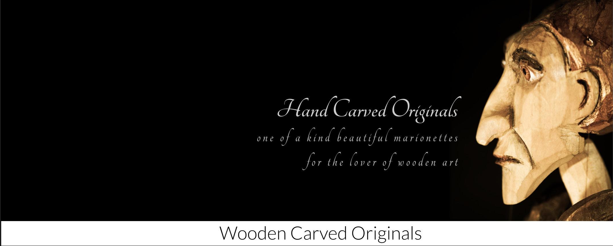 Wooden Carved Originals