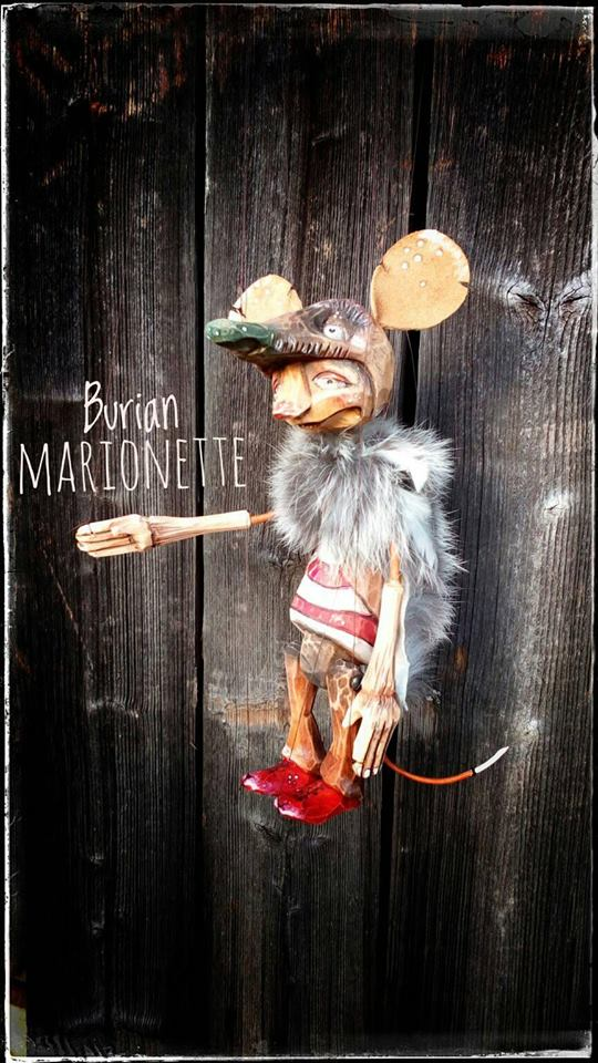 Ludek Burian Marionettes