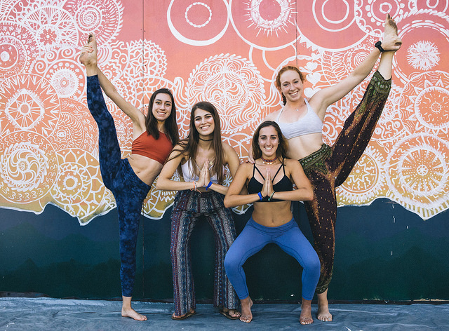What To Pack For A Yoga Festival