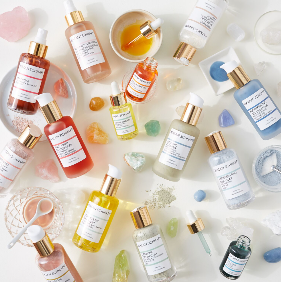 Crystal Beauty Products
