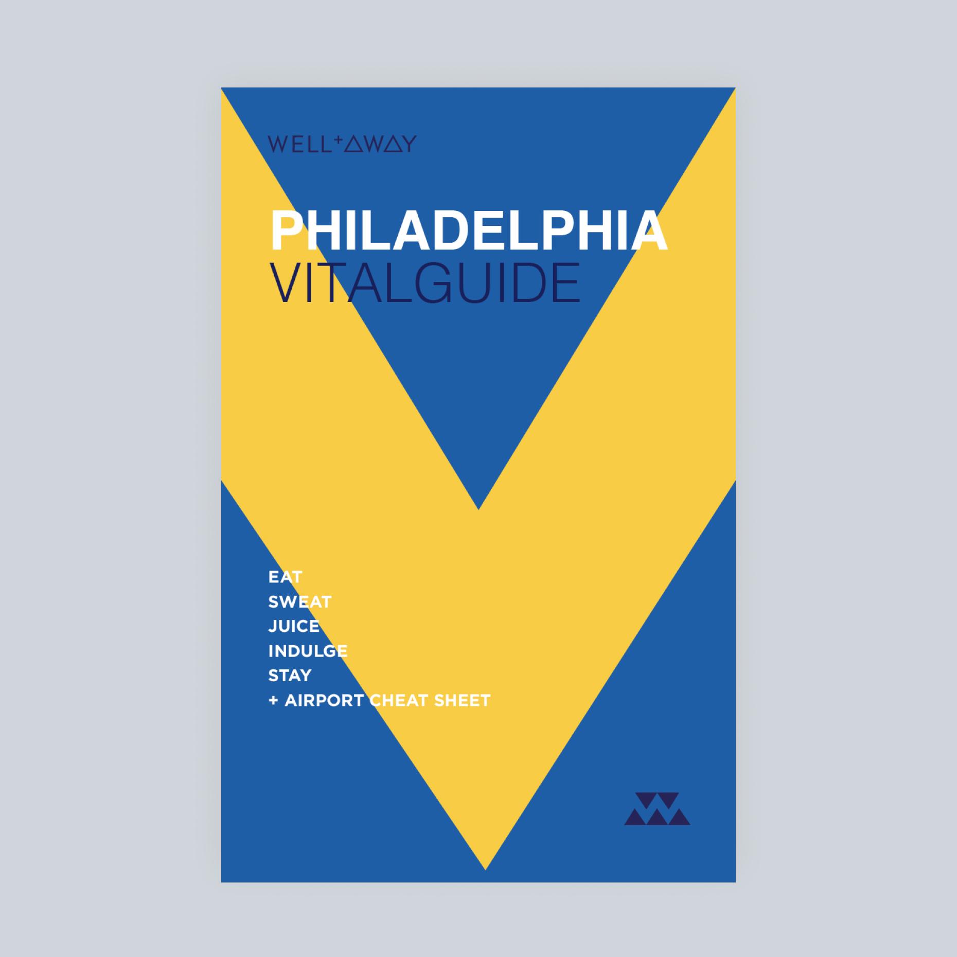Philadelphia VitalGuide, 1st edition