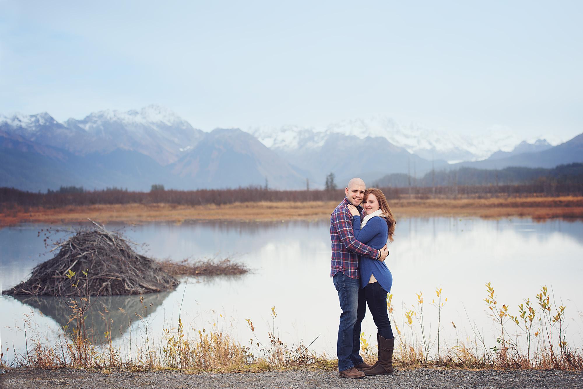 Cordova Alaska engagement photography Breanna Mills Photography kelsey and cam (3).jpg