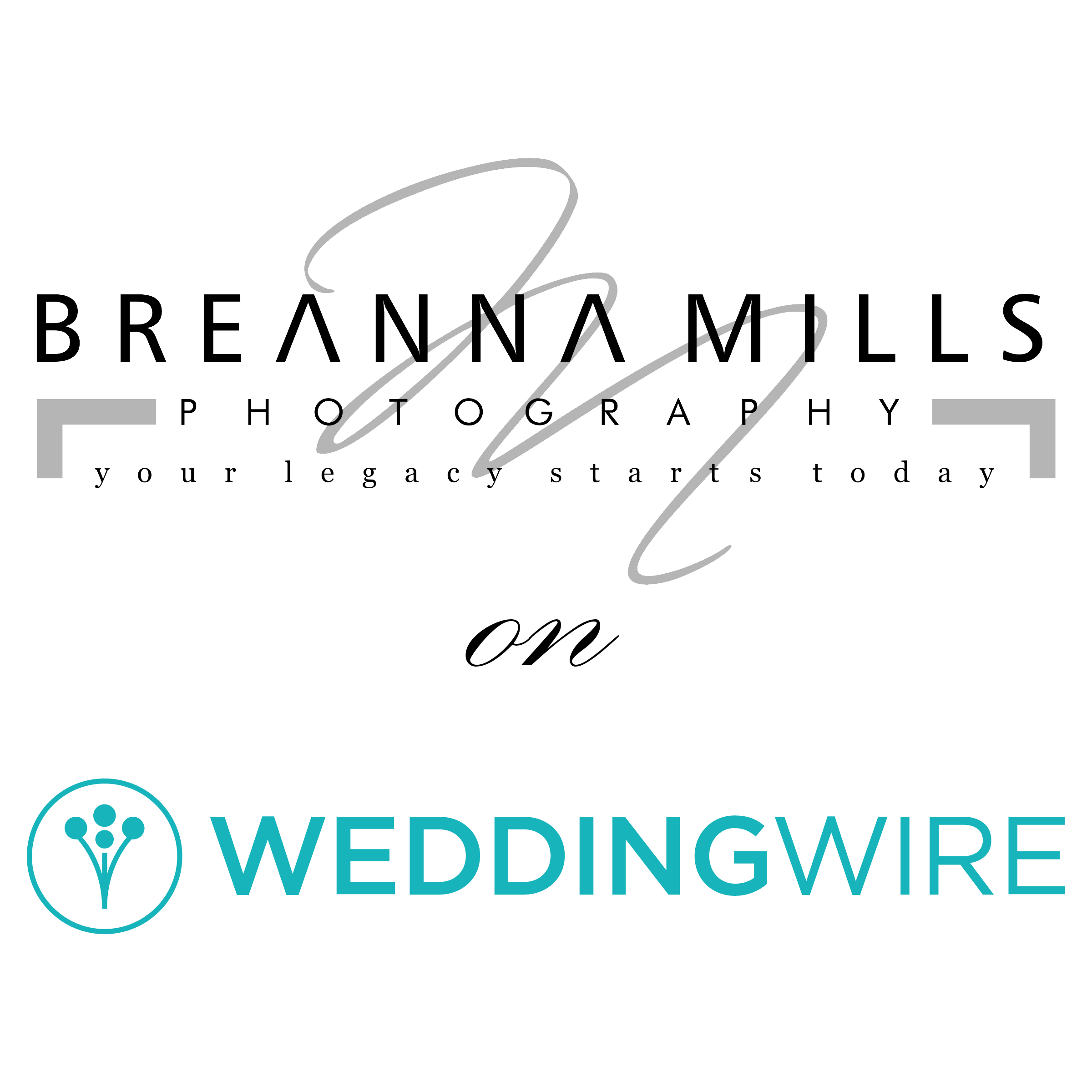 Find Breanna Mills Photography on The Knot.