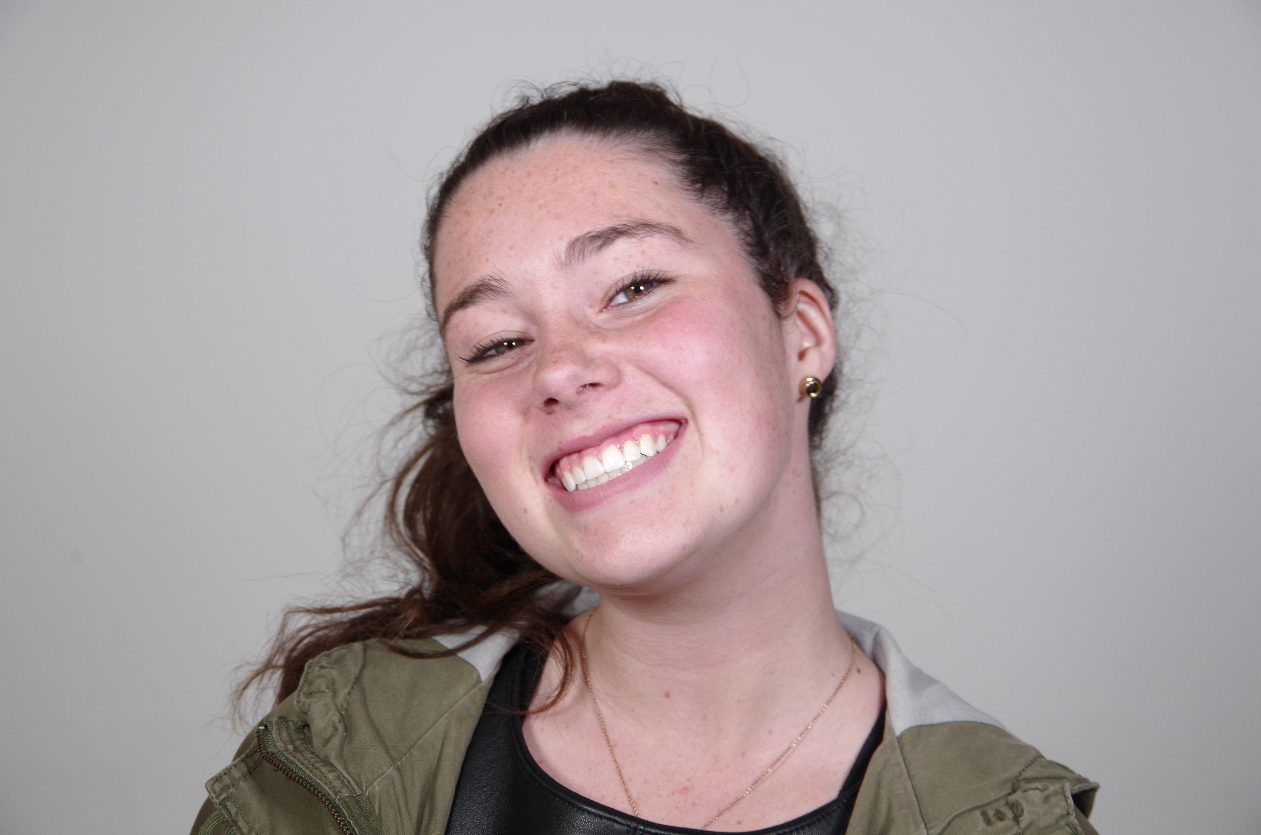 alexa nielson - copy editor