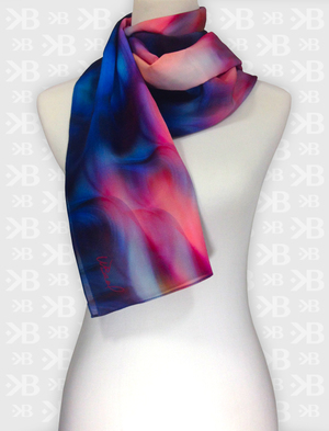 And the scarf Celestial II