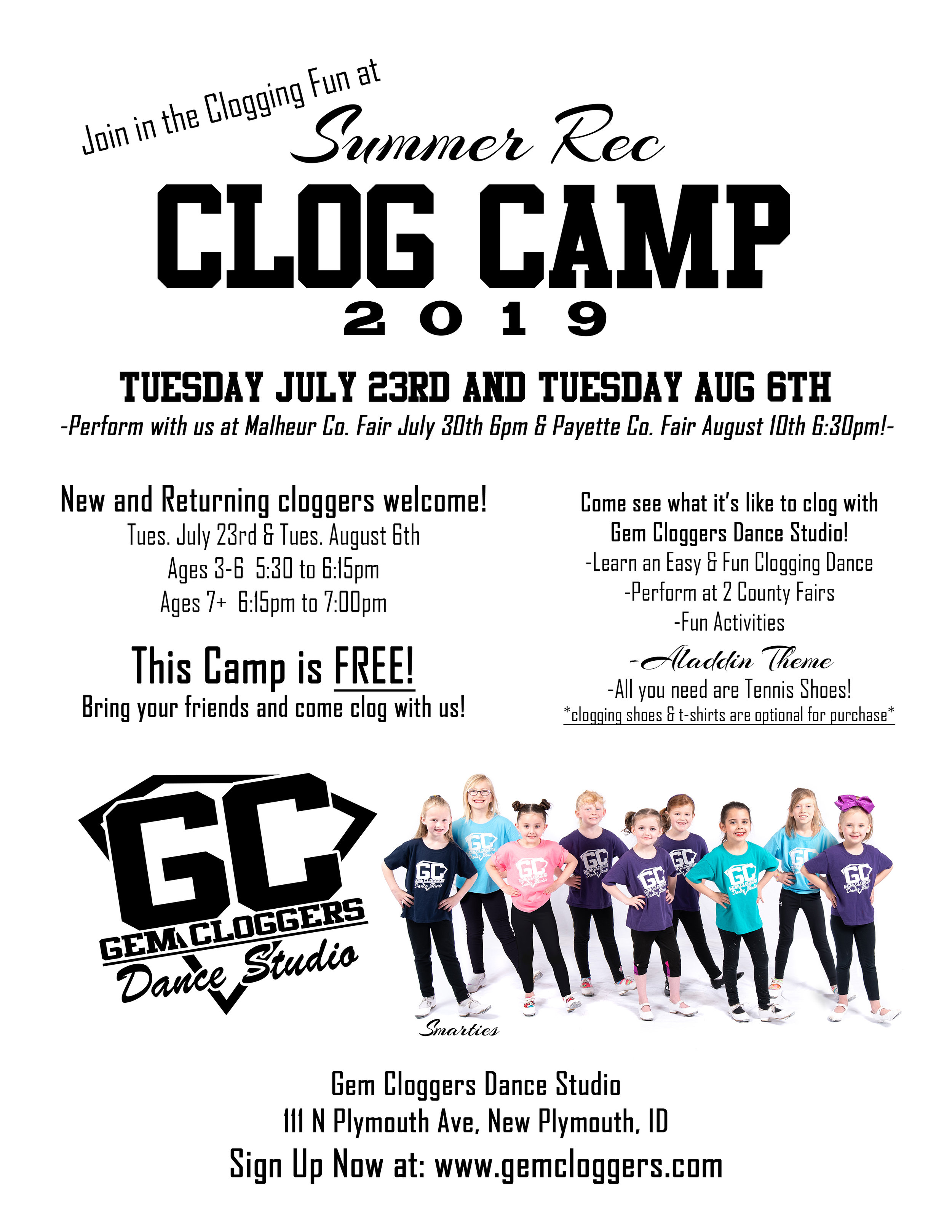 Summer Rec Clog Camp 2019.jpg