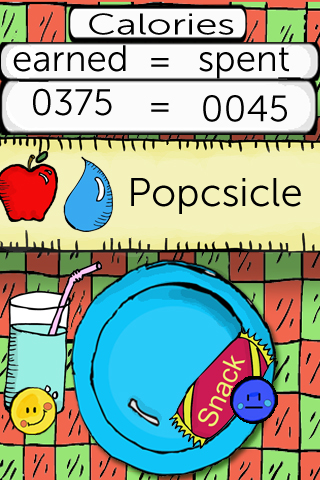 mini game screen shot