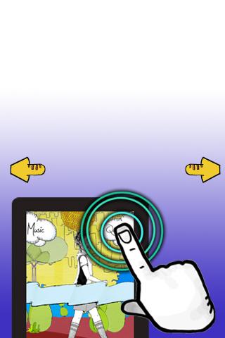 help screens: how to navigate