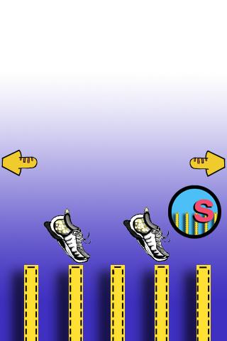 help screens: steady gate
