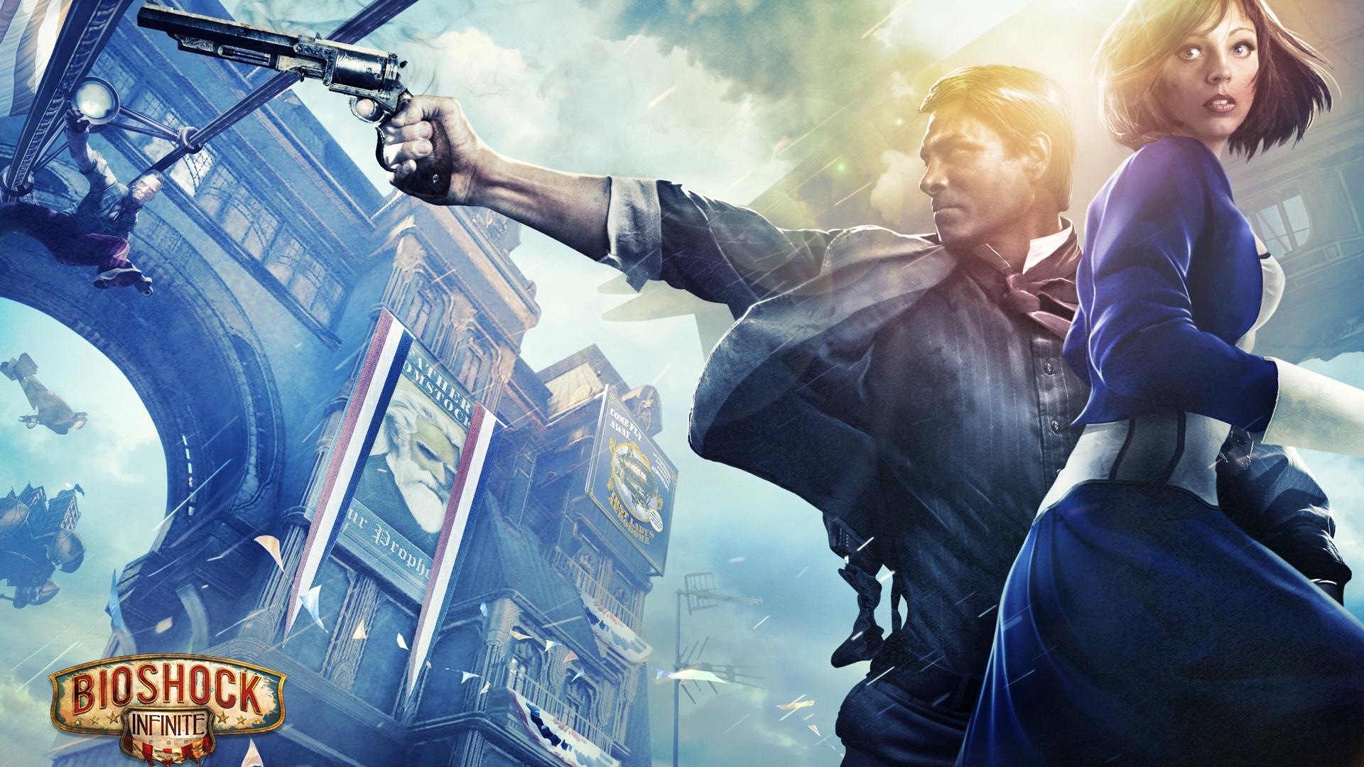 Bioshock Infinite..