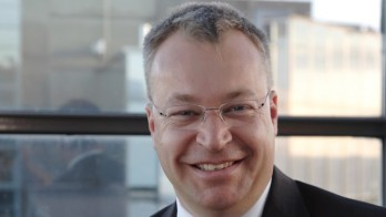 Is Elop the right man for THIS job?