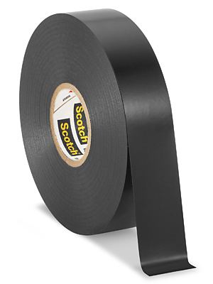 Electrical Tape. Buy you some.