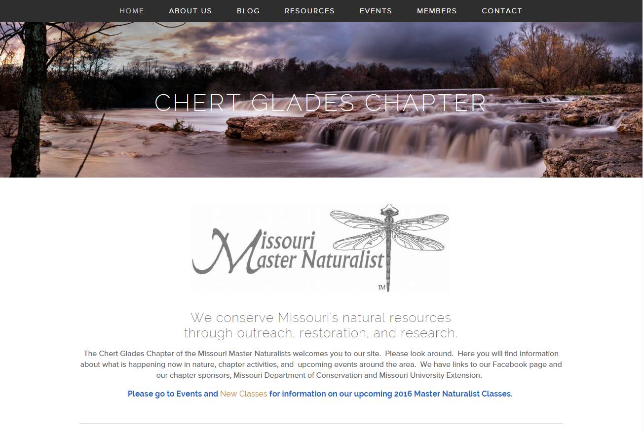 CHERT GLADES MASTER NATURALISTS