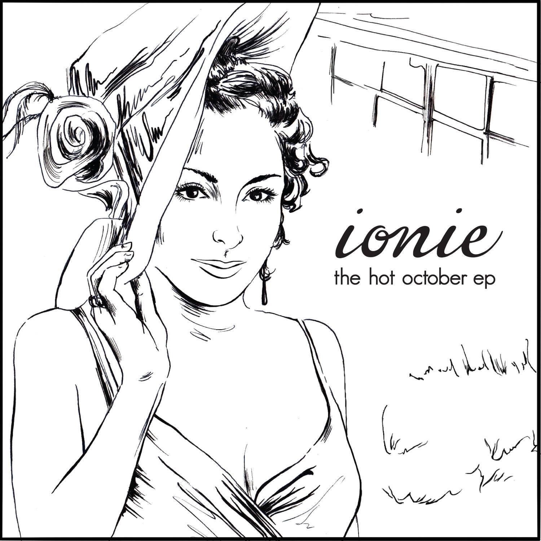 "Ionie ""Hot October"" EP - 2013"