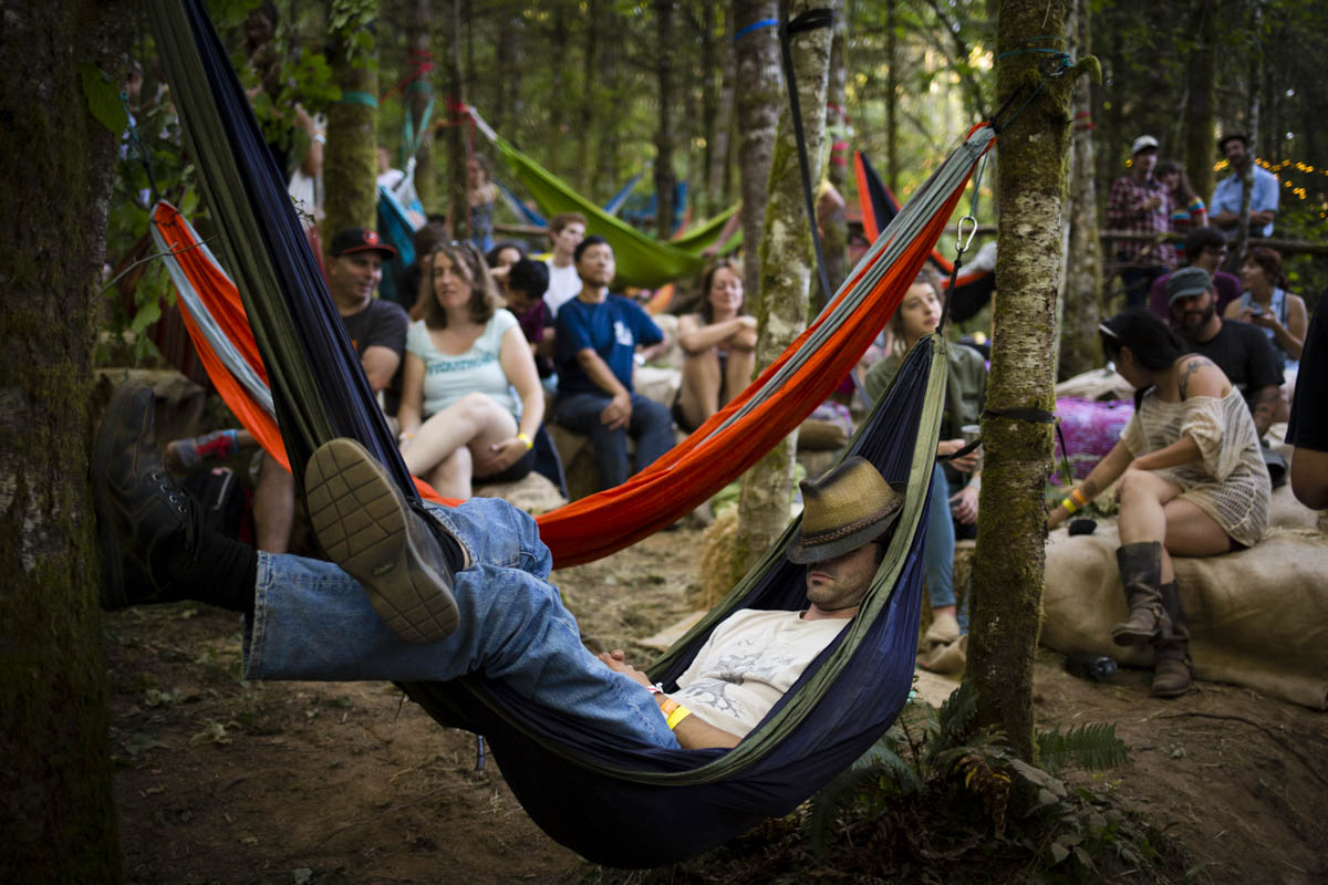 Pickathon 2013 on Pendarvis Farm in Happy Valley, Ore. Photo © NashCO Photo and Video