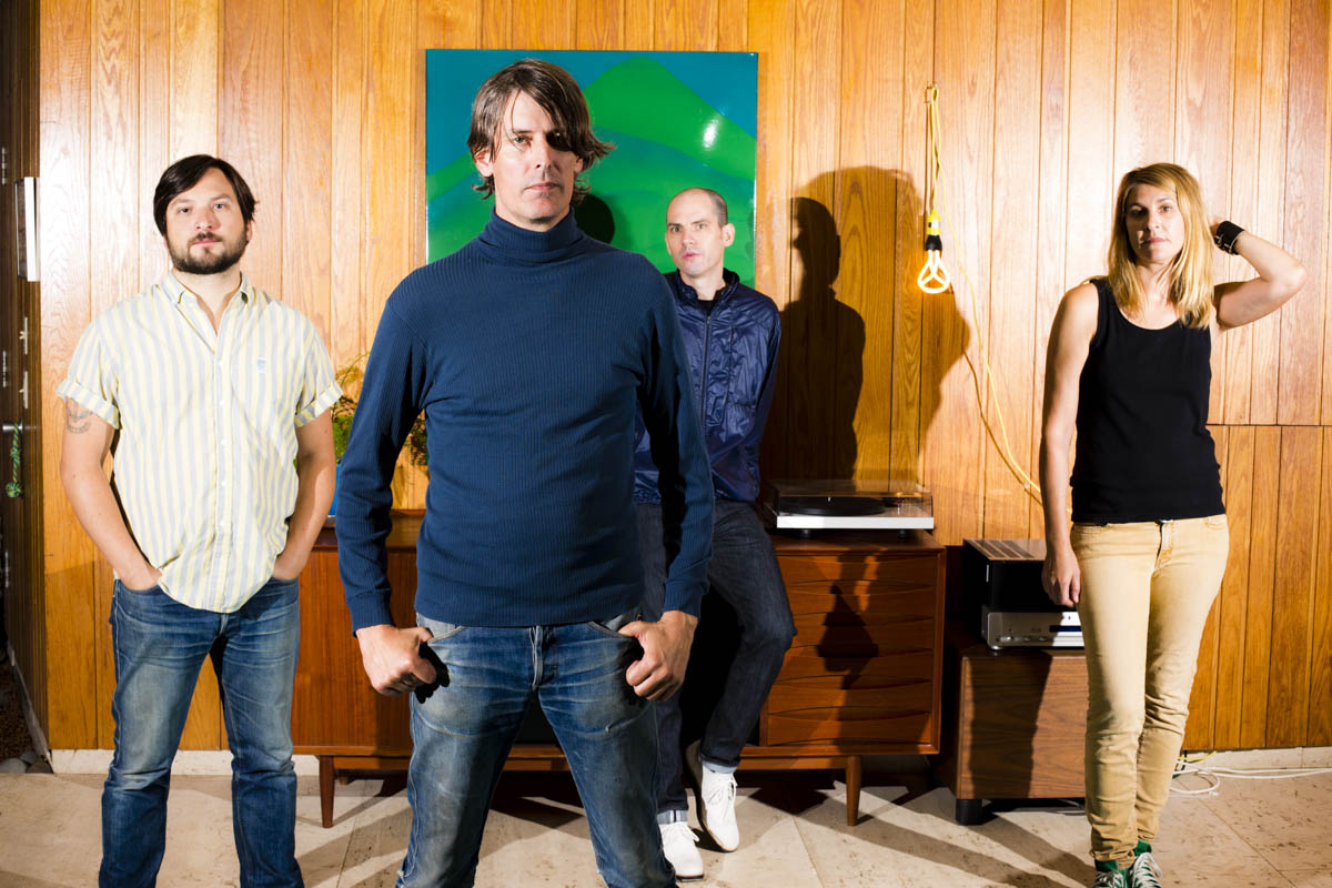 Oregon, Portland, Stephen Malkmus & the Jicks, editorial photography, photography, photojournalism, portrait.
