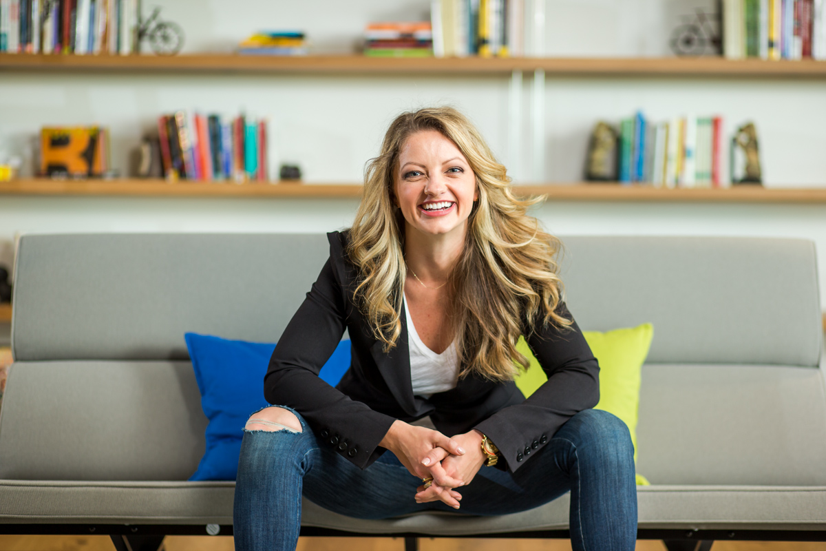 Dr. Jessica Brandes of Infuse Health portrait