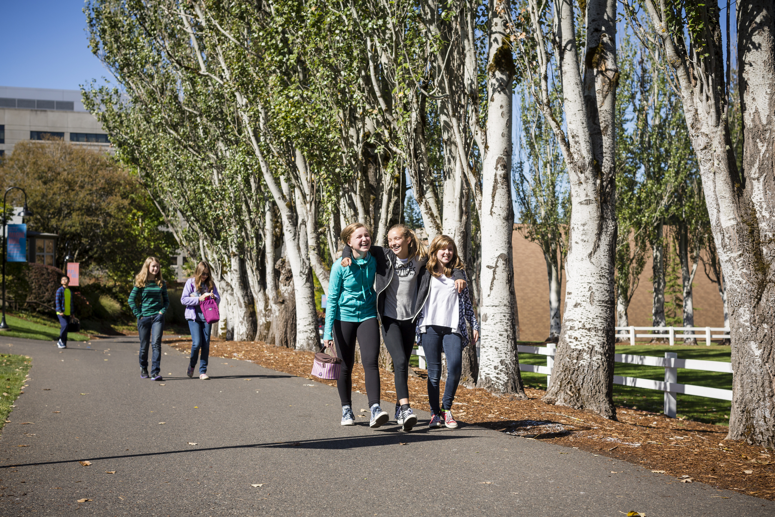 Catlin Gabel: An independent preschool through 12th grade day school in Portland, Oregon