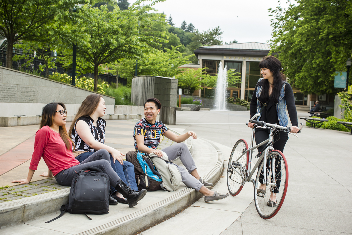 Portland State University, Spring 2015