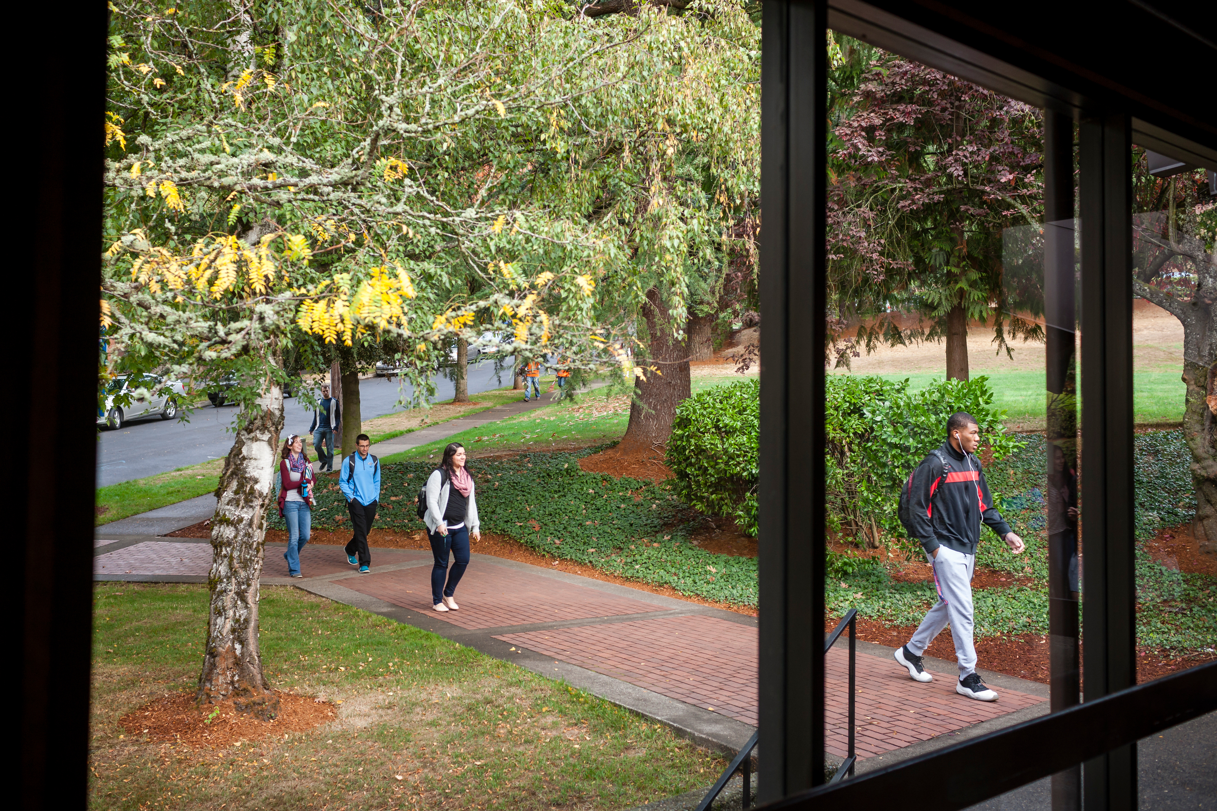 Warner Pacific College, Fall 2015 campus and Portland City Life Photos.
