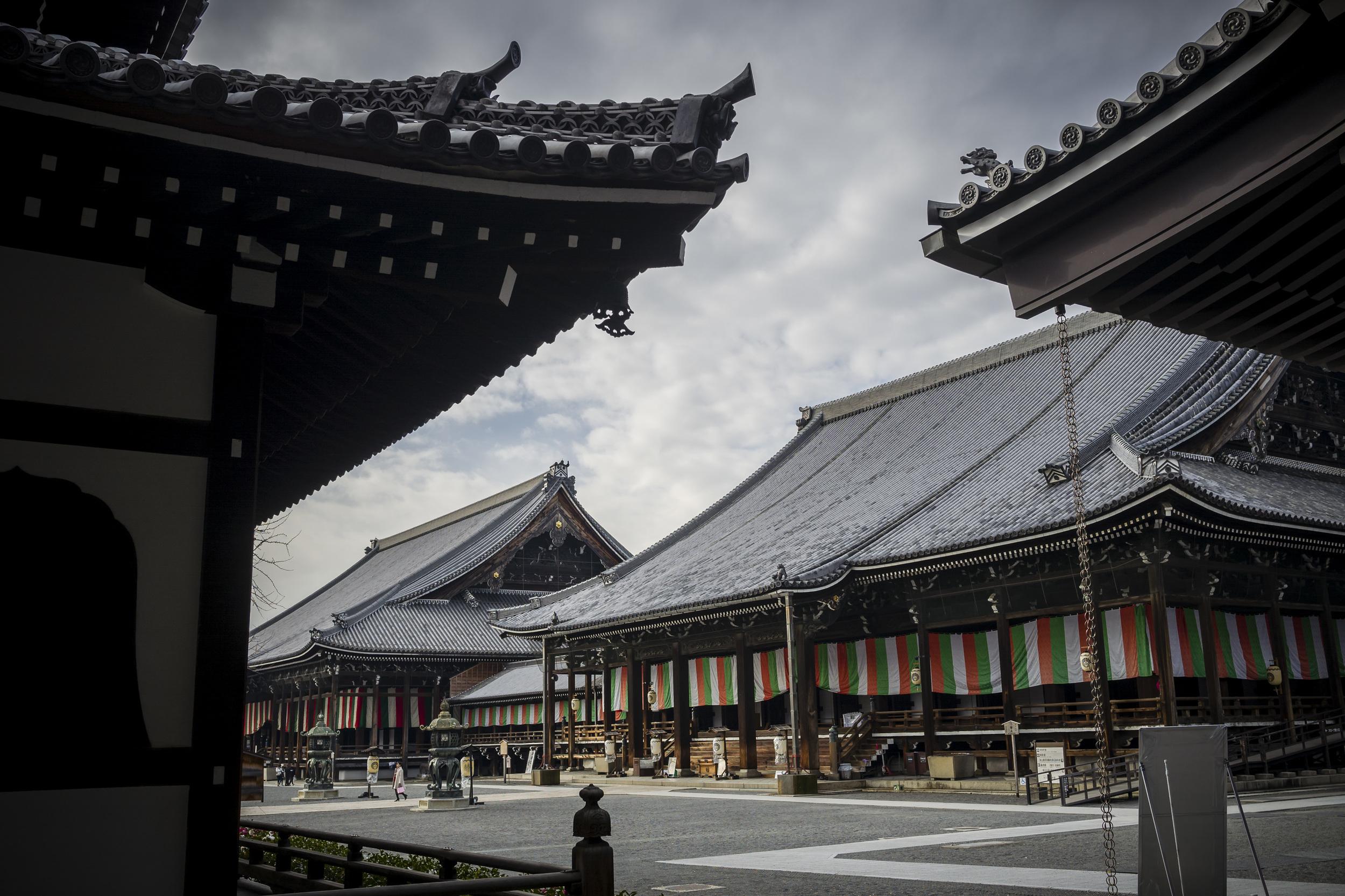 Higashi Hongan Temple