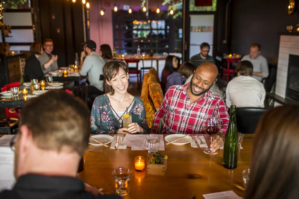 Slammers restaurant, Portland Oregon