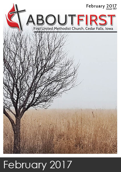 february news first methodist church cedar falls iowa