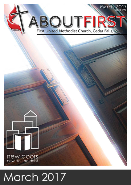 March 2017 aboutfirst new first methodist church cedar falls iowa