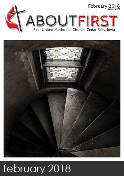 February 2018 news first methodist church cedar falls