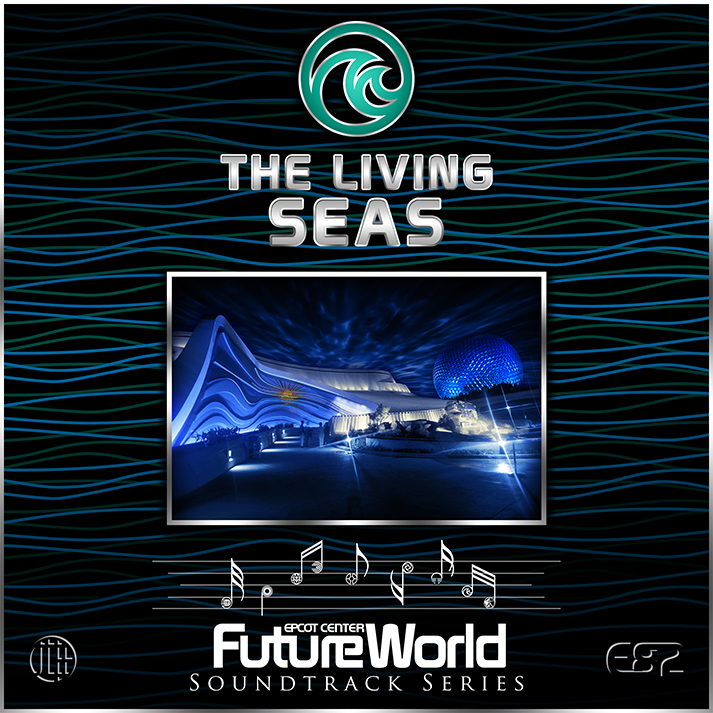 2014 FWSS The Living Seas — Front Cover